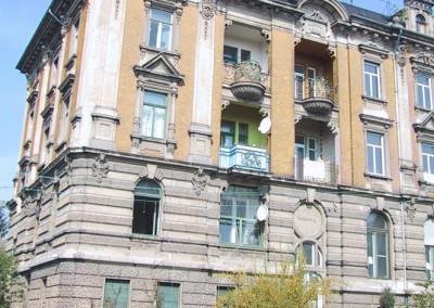 Wertermittlung eines sanierungsbedürftigen villenartigen Mehrfamilienwohnhauses