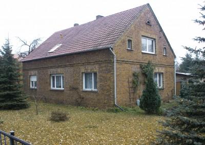Marktwertermittlung ländliches Wohnhaus