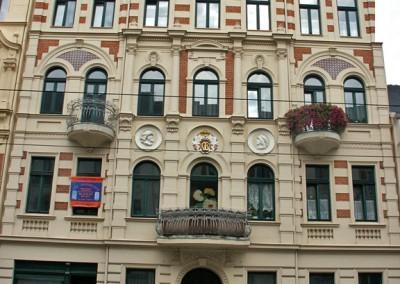 Mietwertgutachten bzw. Wertermittlung sanierter historischer innerstädtischer Wohn- und Geschäftshäuser